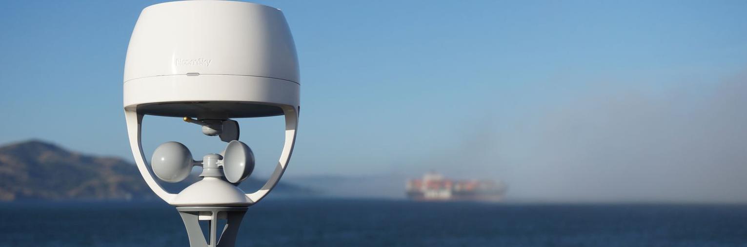 Sistemi per il monitoraggio del vento