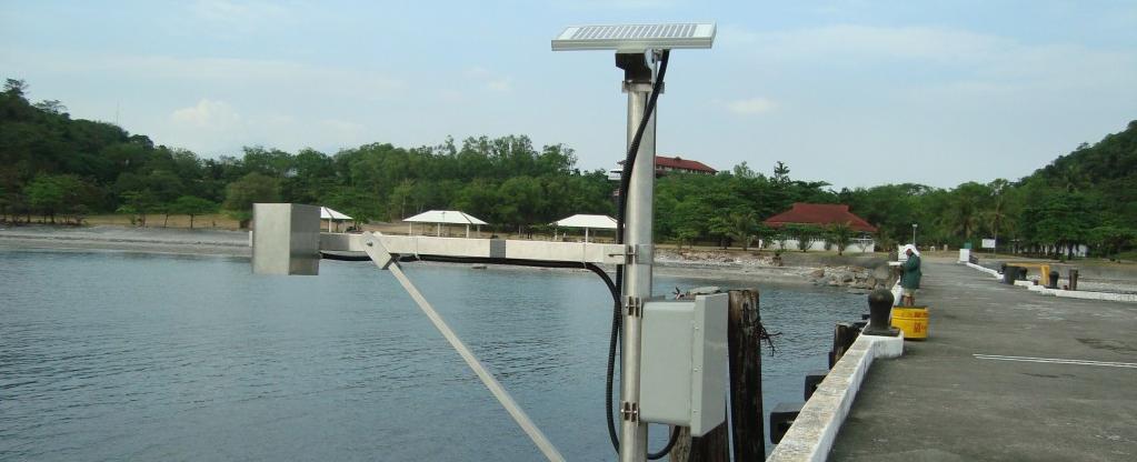 Monitoraggio remoto livello acque