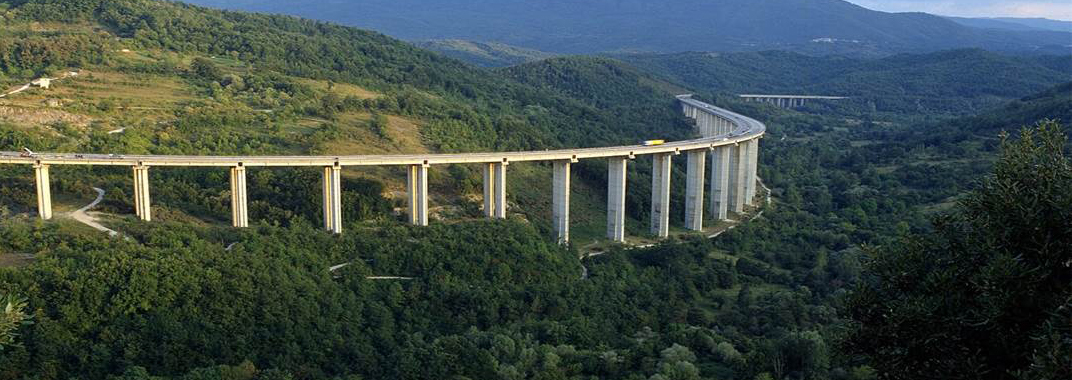 Sistemi di monitoraggio ponti e viadotti
